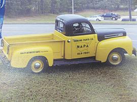 napa-truck