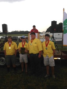 Junior Team winners2