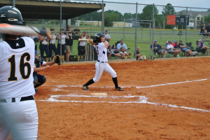 Ladies Fall in First Region Game