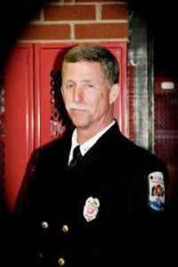 Colby Named Chief of Sylvester Fire Department