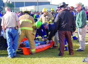 wchs crash scene