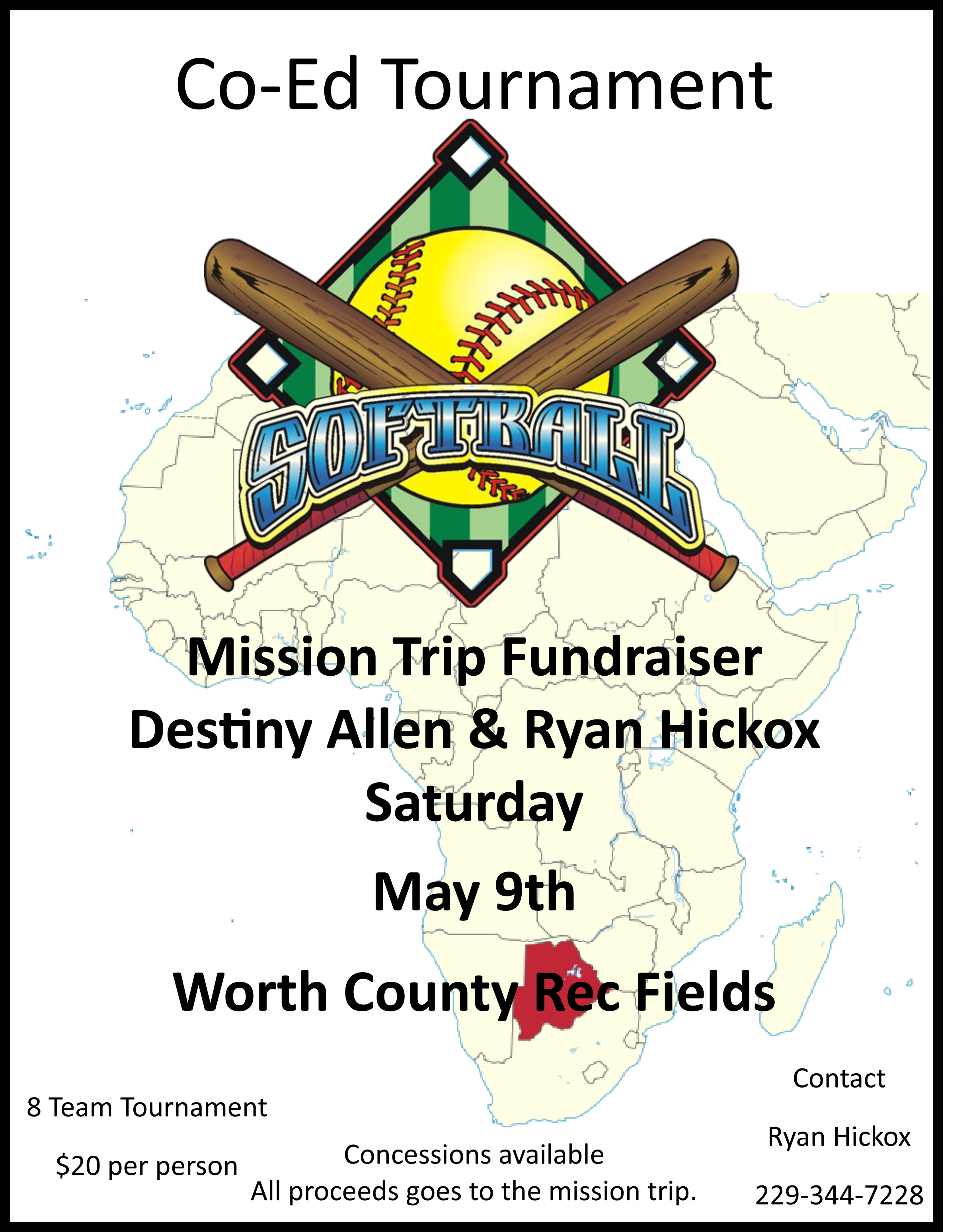Mission Trip Fundraiser The Sylvester Local