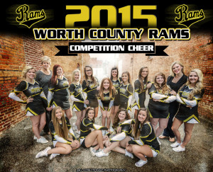 WC Competition Cheerleaders