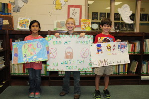 WCPS 2015 RED RIBBON POSTER WINNERS