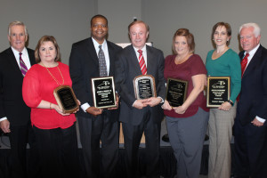 TRHS Award Winners 2015