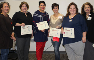 TRHS Pillar Award Winners