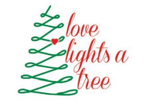 Love Lights a Tree