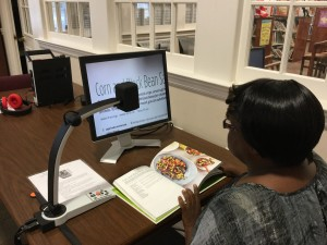 Georgia Public Library Service provides assistive technology to Worth County Library