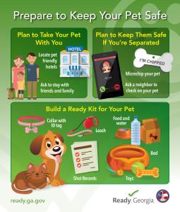 For Pets' Sake, Get Ready