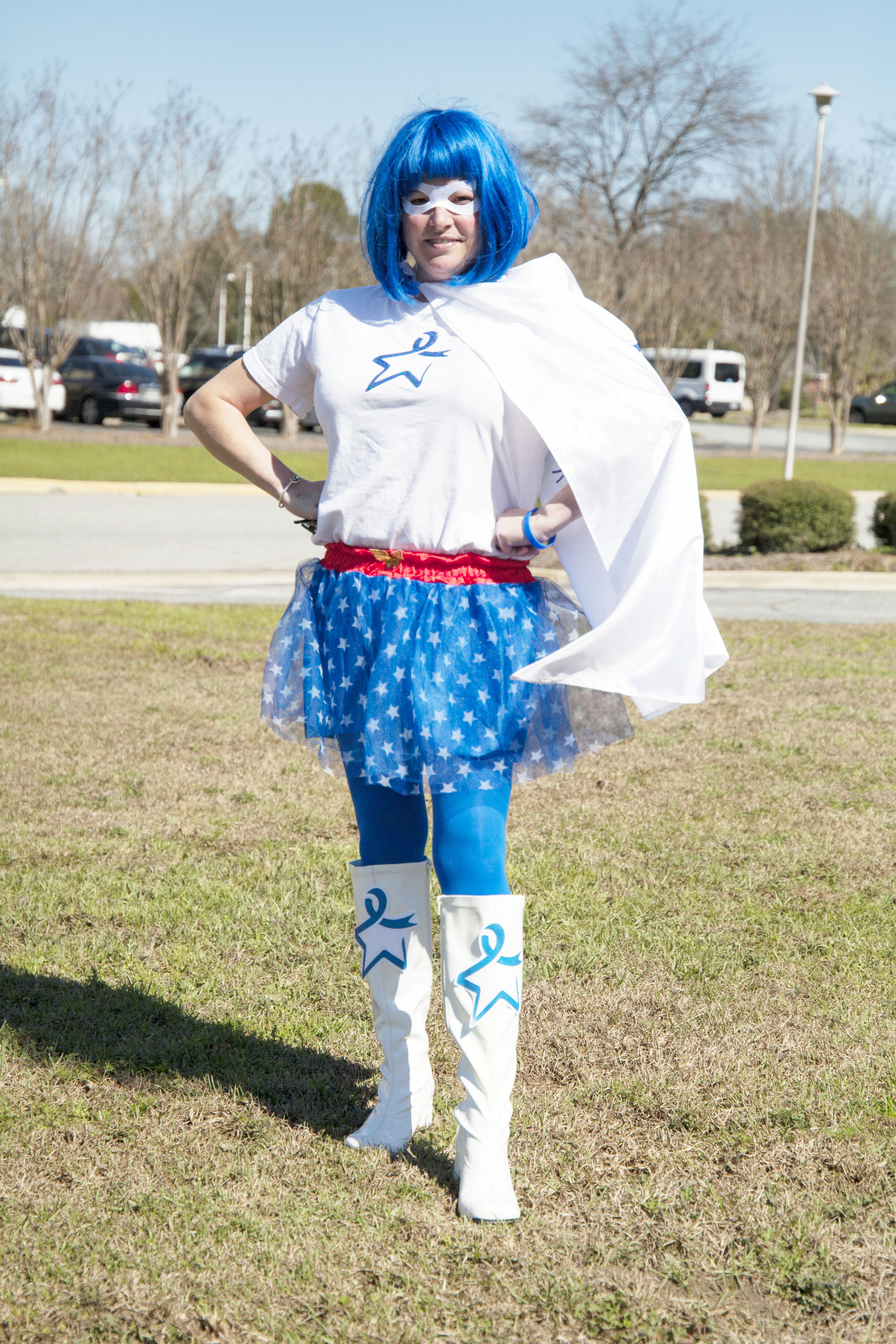 Horizons Community Solutions' 'Captain Colon' Spreading Awareness for National Colorectal Cancer Awareness Month