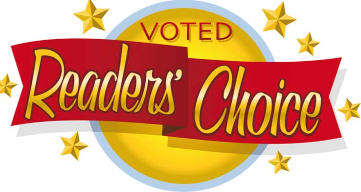 The Sylvester Local News presents our annual Reader's Choice Awards!!