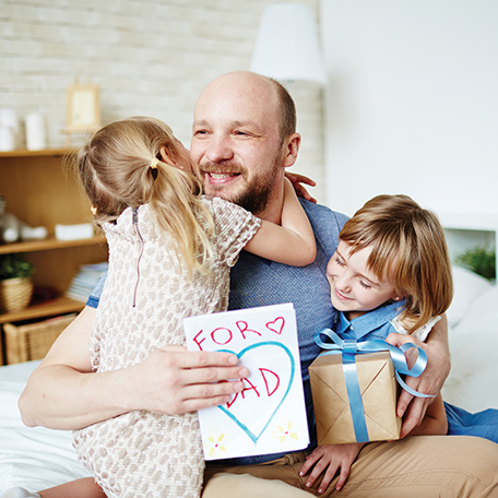 A Deserved Day for Dad (6 gracious Father's Day gift ideas)